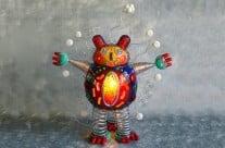Sculpture Bubu