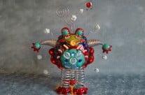 Sculpture Yoyo