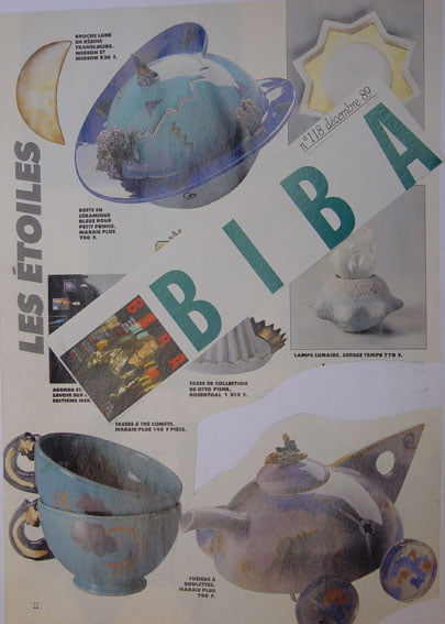 Image dans la presse des objets Arthuis