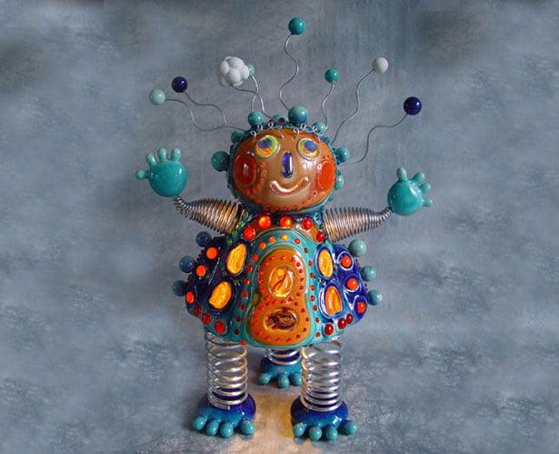 Sculpture de figuration narrative