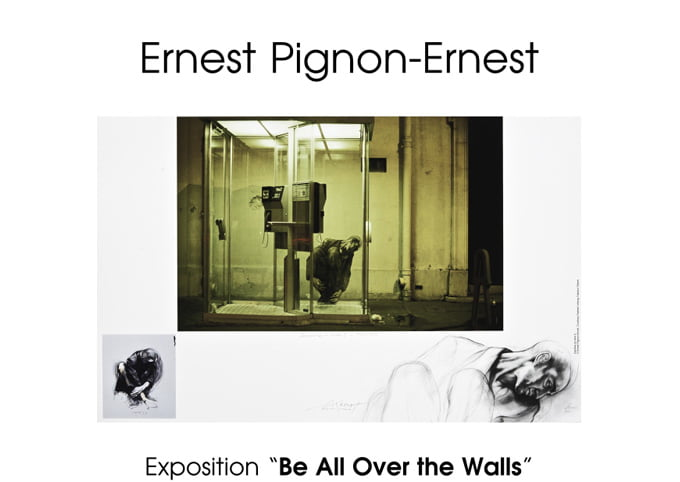 Evenement a Lille, Ernest Pignon-Ernest Gallery Art to Be